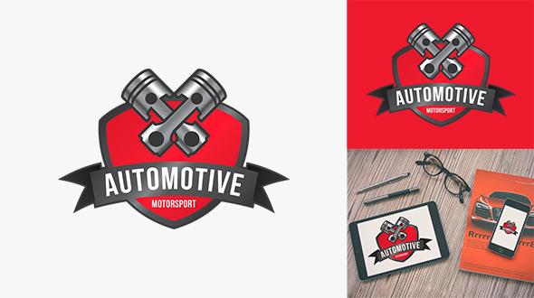 Automotive - Logo - Logos & Graphics
