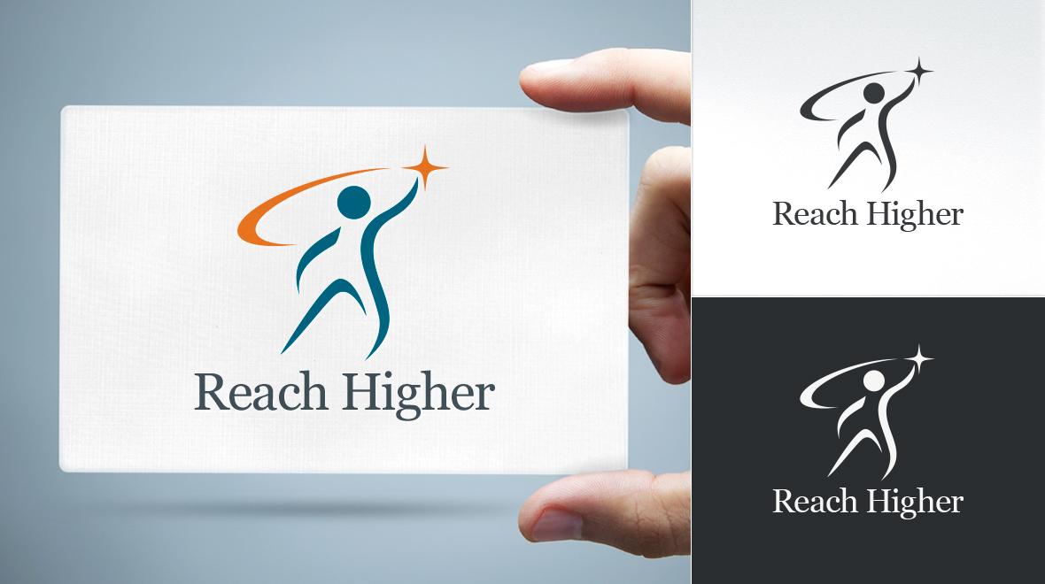 Reach Higher Logo Logos Amp Graphics