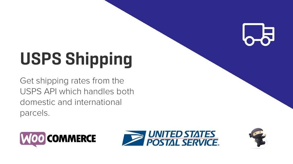 USPS - Shipping Method for WooCommerce - Plugins & Extensions