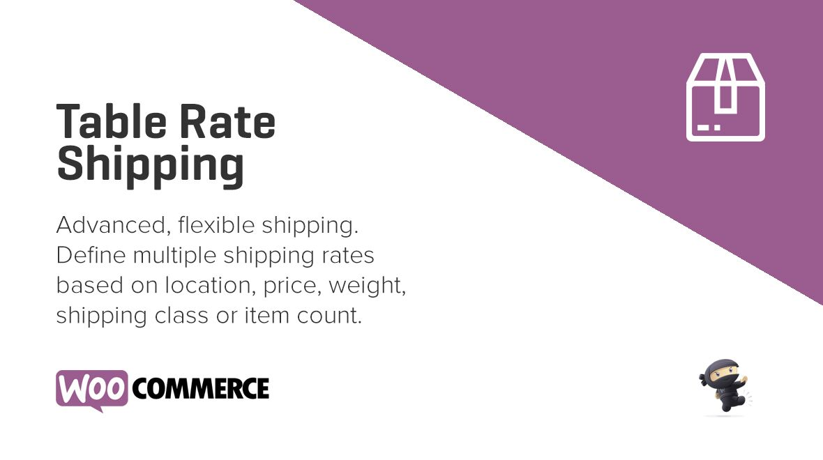 Table rate shipping shipping module plugins extensions for Table rate shipping