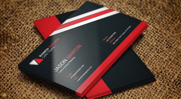 standard business card - Standard Business Card