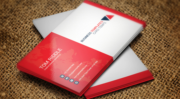 Personal Business Card Template Logos Graphics - Personal business cards template