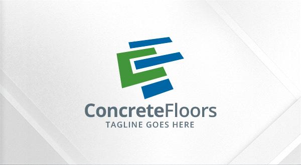concrete floors letters cffc logo logos amp graphics