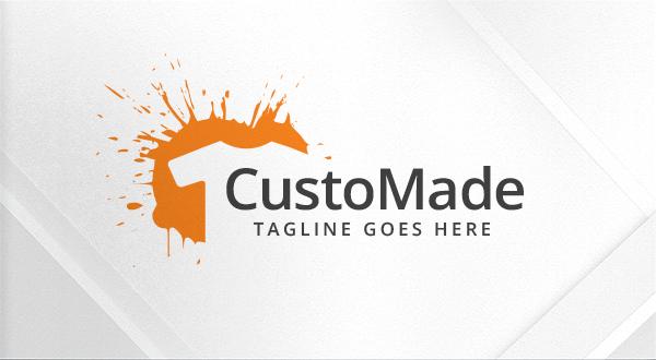 Custom - made - Shirt Logo - Logos & Graphics