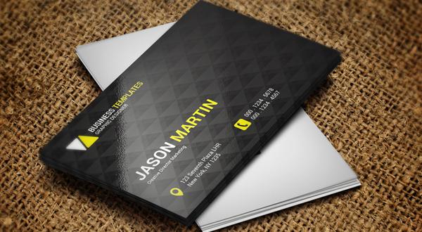 Unique shape business card logos graphics item preview colourmoves