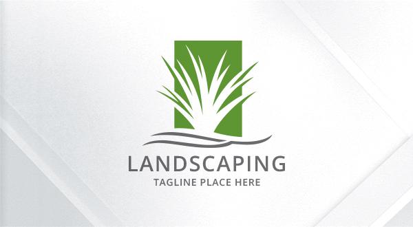 Landscaping logo logos graphics for Landscape design logo