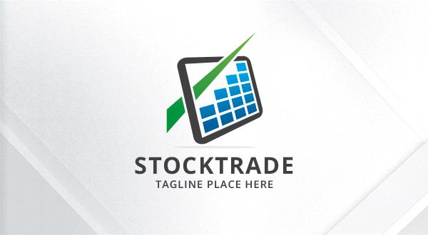 Stock - Trade Logo - Logos & Graphics