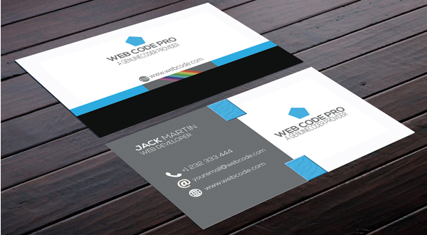 pro business card