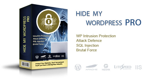 Hide My WordPress PRO - Security Plugin