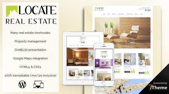 Locate WordPress theme