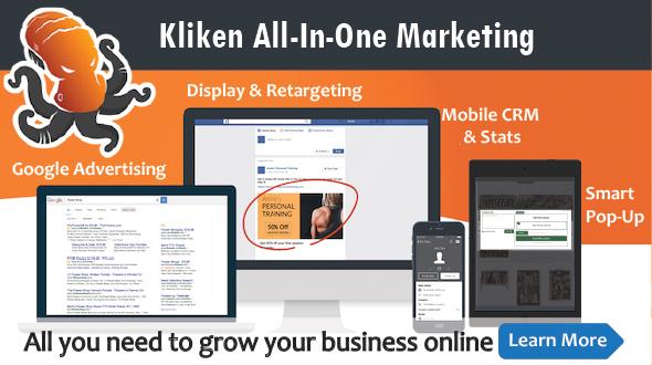 Kliken All-In-One Marketing