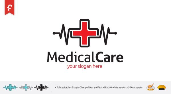 Medical Care Logo Logos Amp Graphics