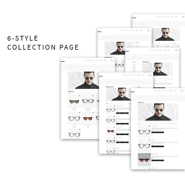 ap sunglasses shopify theme themes templates. Black Bedroom Furniture Sets. Home Design Ideas