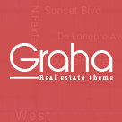 Graha Real Estate WordPress Theme IDX MLS
