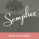 Semplice - An Elegant WordPress Blogging Theme