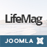 LifeMag - Magazine, Blog Joomla Template