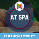 AT Spa – Sauna / Spa Joomla template