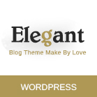 Elegant - Clean & Minimal WordPress Blog Theme