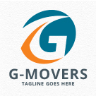 G - Movers / Letter G Logo