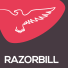 Razorbill - WordPress Blog Theme