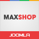 SJ Maxshop - Multipurpose VirtueMart 3 Template
