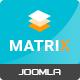 SJ Matrix - Professional VirtueMart 3 Joomla Template