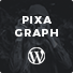Pixagraph -WordPress News/Blog Theme