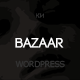 Bazaar – Multipurpose, Minimal WooCommerce WordPress Theme