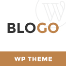 Blogo - WordPress Blog Theme