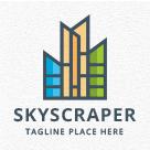 Skyscraper - Building Logo