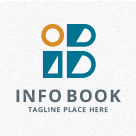 Info Book - letters IB Logo