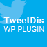 TweetDis WordPress Twitter Plugin