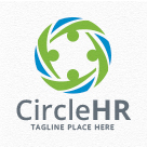 Circle HR - People Logo