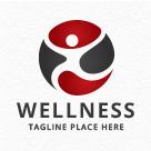 Wellness / Fitness Logo