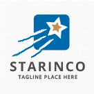 Starinco - Shooting Star Logo