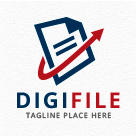 Digital File Logo