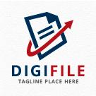 Digital File Logo