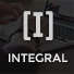 Integral - One Page Business WordPress Theme