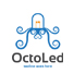 Octoled Logo