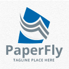 Paper Fly Logo
