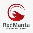 Red Manta Logo