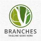 Tree Branches Logo