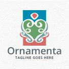 Ornamental - Decorative Logo