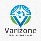 Varizone - Letter V Logo