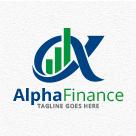 Alpha Financial Logo