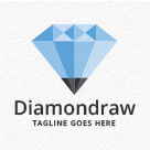 Diamond Draw Logo