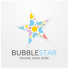 Bubble Star Logo