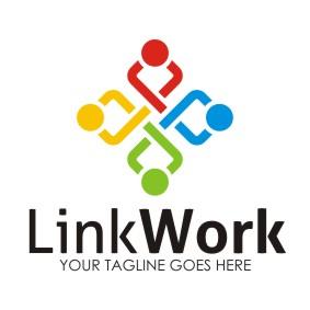 Link Work Logo