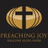Preaching Joy Cross logo