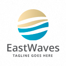 East Waves Logo